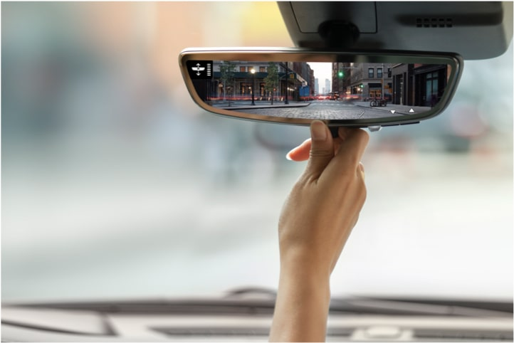 Cadillac XT4 Compact SUV Rear Camera