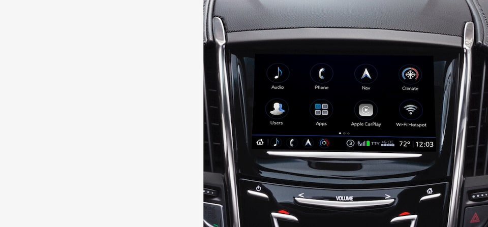 Ownership Technology Cadillac ux